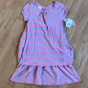 Nastia supergirl Girls Dress Size 10/12